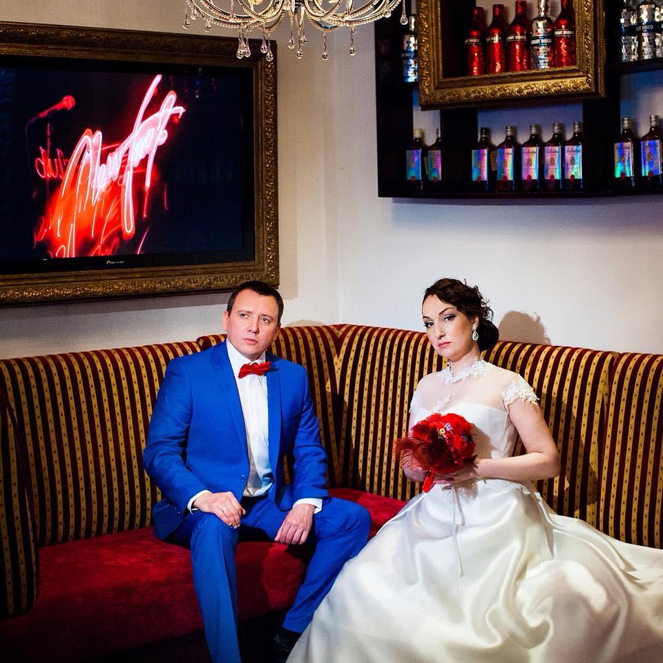 Свадьба вашей мечты в NEWSPUB